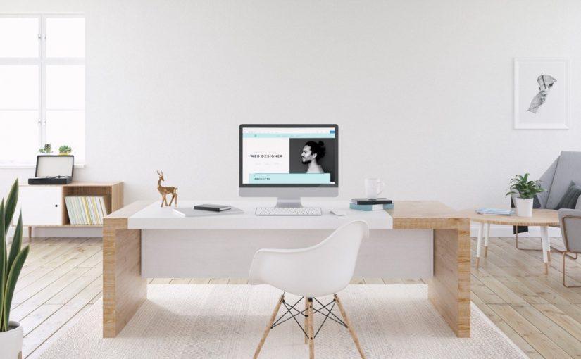 Meja Kantor Minimalis Berkualitas Tinggi Untuk Kantor Masa Kini